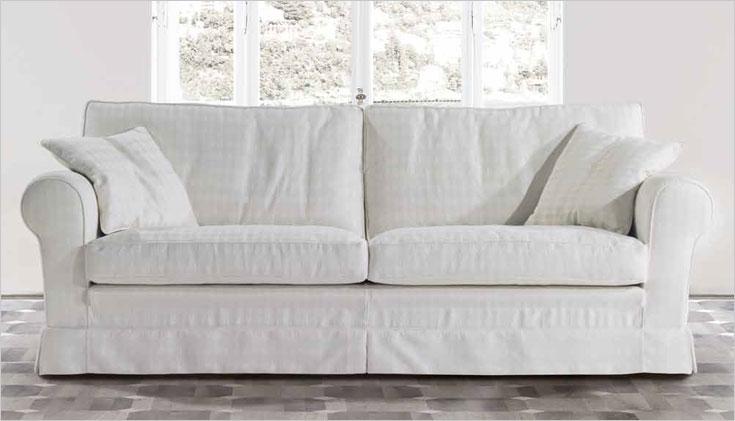 Divani componibili tondi dalani divano bianco purezza du for Divani componibili prezzi